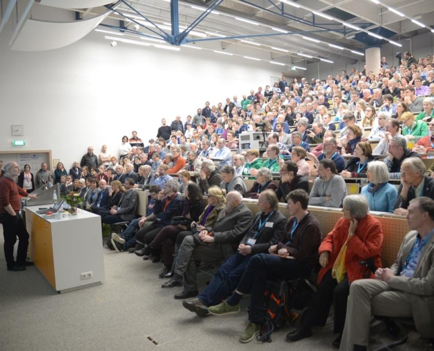 Vortrag Prof. Lesch an der TH Rosenheim