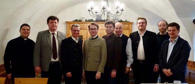 Vorstandschaft des Bayernbund-Kreisverbandes Deggendorf