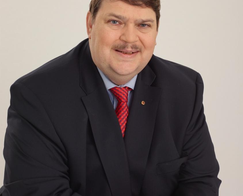 Portrait Bernd Posselt