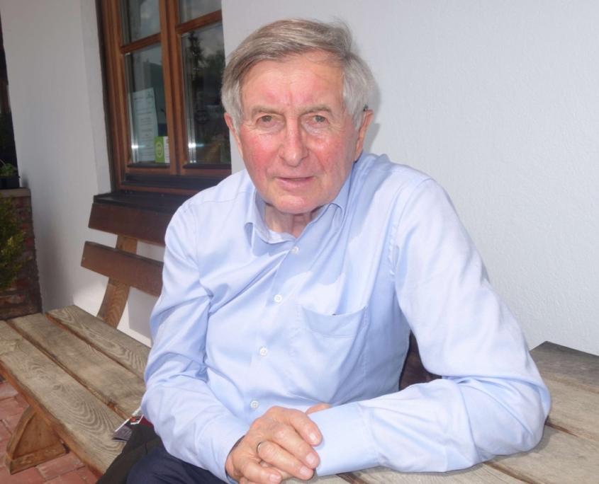 Landtagspräsident a.D. Alois Glück